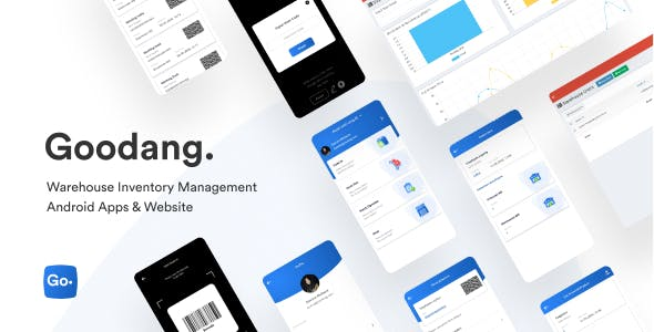 Goodang - Warehouse Inventory Management Android Apps and Website