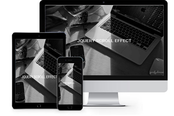 jQuery Scroll Effect - CodeCanyon Item for Sale