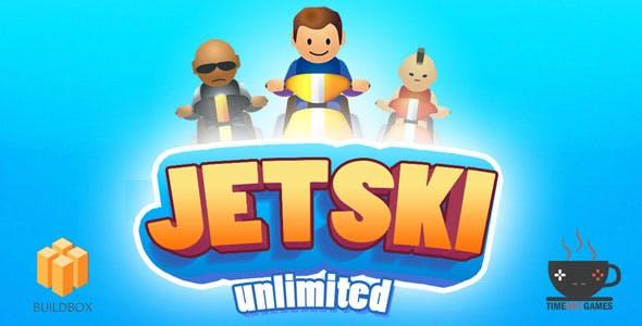Jetski unlimited (IOS) - Full Buildbox Game