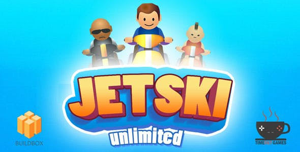 Jetski unlimited (Android) - Full Buildbox Game