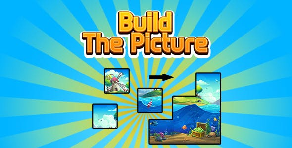 Build The Pictures (CAPX and HTML5)