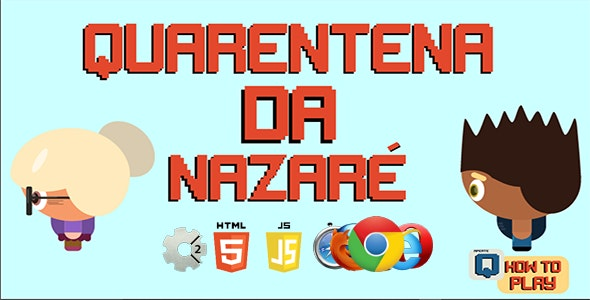NAZARE QUARANTINE - CodeCanyon Item for Sale