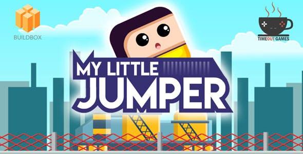 My little Jumper (IOS) - Full Buildbox Game