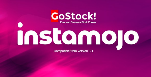 Instamojo Payment Gateway for GoStock - CodeCanyon Item for Sale