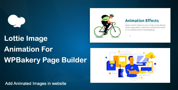 Lottie Image Animation for WPBakery Page Builder - CodeCanyon Item for Sale