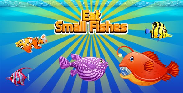 Eat Small Fishes (CAPX and HTML5)