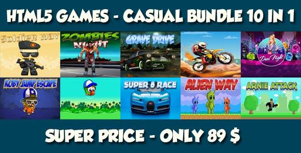 Casual 10 Games - Bundle 1
