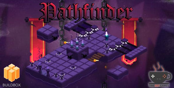 Pathfinder (IOS) - Full Buildbox Game