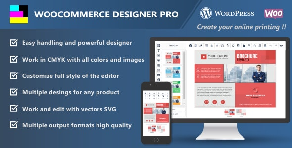 WooCommerce Designer Pro - CodeCanyon Item for Sale