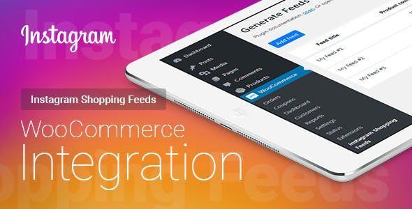WooCommerce - Instagram Shopping Feeds