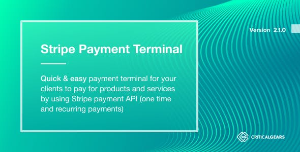 Stripe Payment Terminal