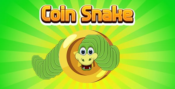 Coin Snake (CAPX and HTML5)