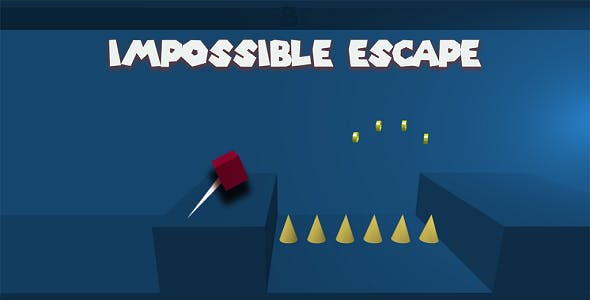 Impossible Escape | Buildbox Game