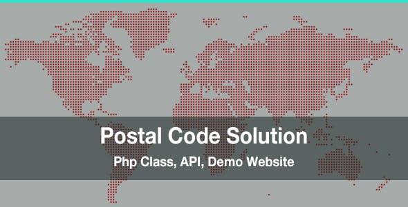 Postal Code Solution