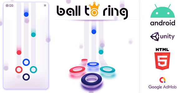 Ball to Ring (Android Game)