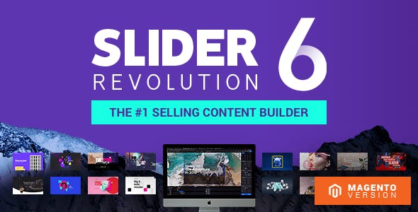 Slider Revolution Responsive Magento Extension