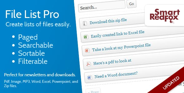 File List Pro        Nulled