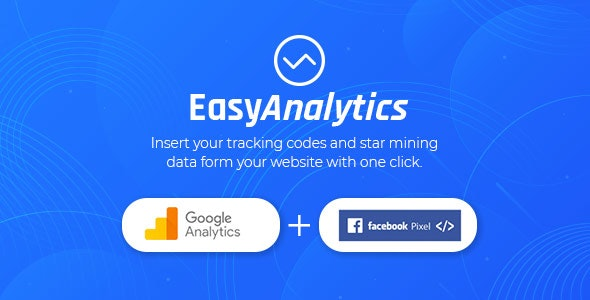 Easy Analytics Tracking - CodeCanyon Item for Sale