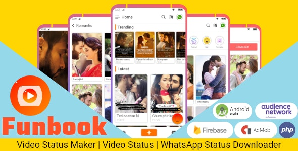 Video Status Maker - CodeCanyon Item for Sale