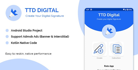 Digital Signature - CodeCanyon Item for Sale