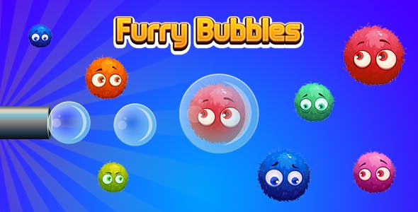 Furry Bubbles (CAPX and HTML5)