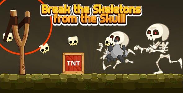 Break the Skeletons from the Skull (CAPX and HTML5)
