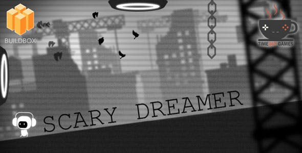Scary Dreamer (IOS) - Full Buildbox Game
