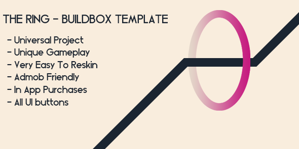 The Ring - Buildbox Template - CodeCanyon Item for Sale