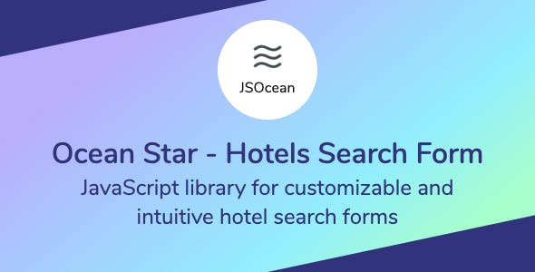 Ocean Star - Hotels Search Form