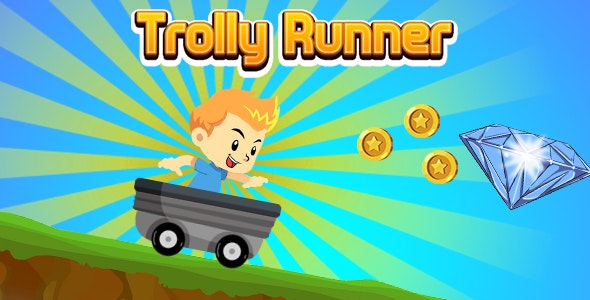 Trolly Runner (CAPX and HTML5) - CodeCanyon Item for Sale
