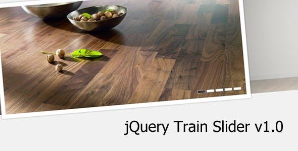 jQuery Train Slider v1.0