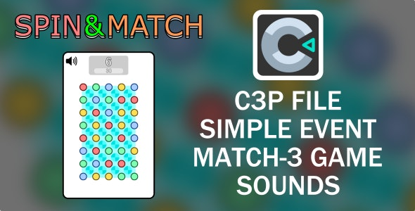 Spin&Match - CodeCanyon Item for Sale