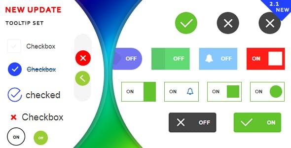 Checkbox & Radio Button