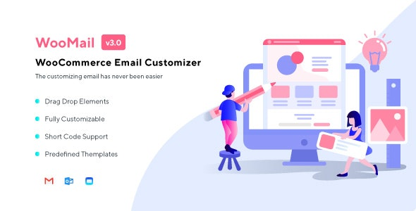 WooMail - WooCommerce Email Customizer - CodeCanyon Item for Sale
