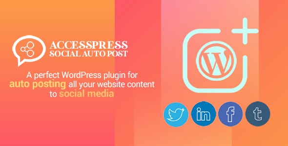 AccessPress Social Auto Post - CodeCanyon Item for Sale