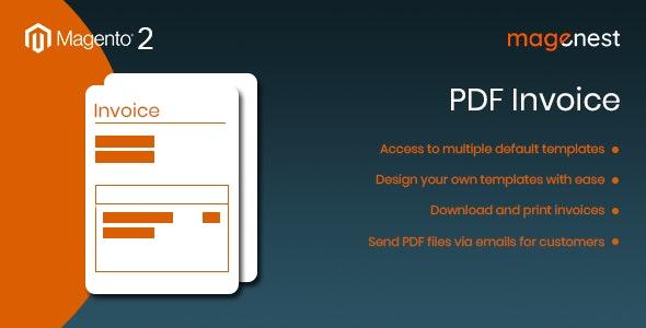 Magento 2 PDF Invoice - CodeCanyon Item for Sale