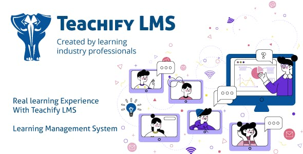 Teachify LMS – Powerful Learning Management System