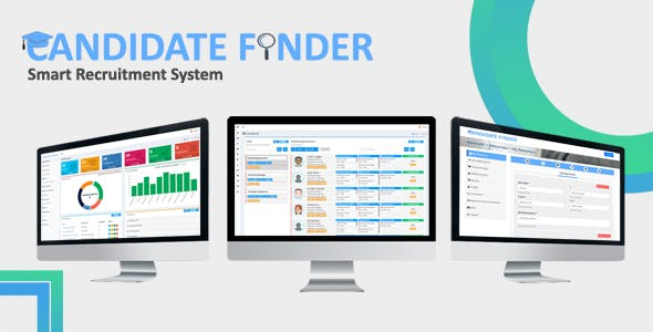 Candidate Finder - Smart Recruitment System