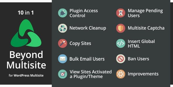 Beyond Multisite - Utilities for WordPress Network Admins