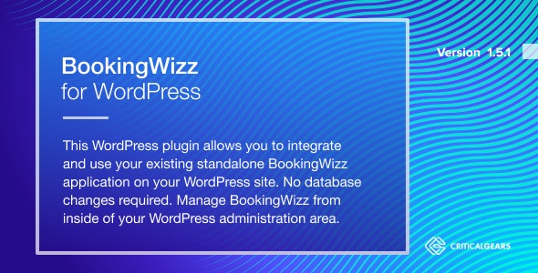 BookingWizz for WordPress - CodeCanyon Item for Sale