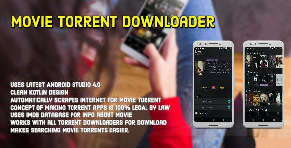 Movie Torrent downloader