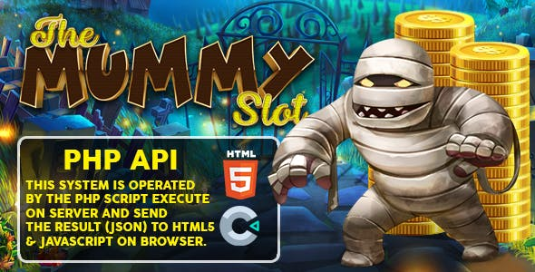 Slot Game PHP API