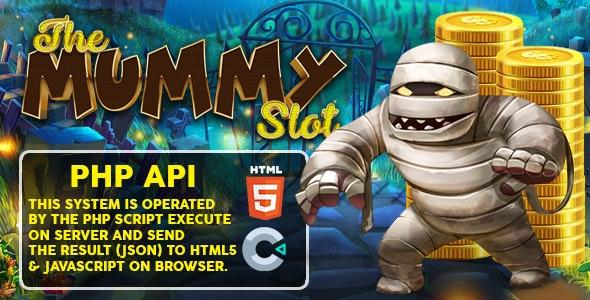 Slot Game Php Api By Slotgen Codecanyon
