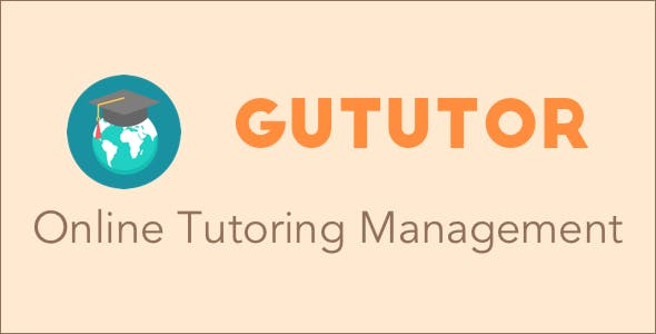 GuTutor - Online Tutor Directory Booking and Management