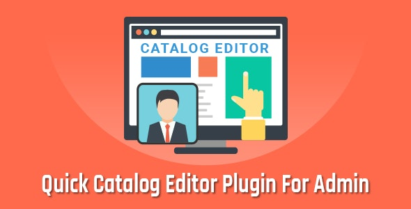 Opencart Admin Quick Catalog Editor - CodeCanyon Item for Sale