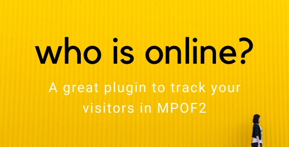 Who is Online Plugin for MPOF2 - CodeCanyon Item for Sale