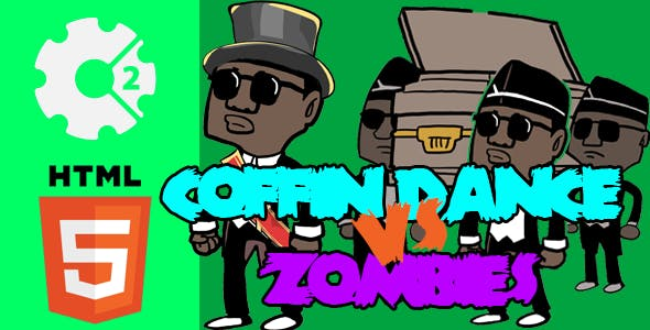 Coffin Dance VS Zombies