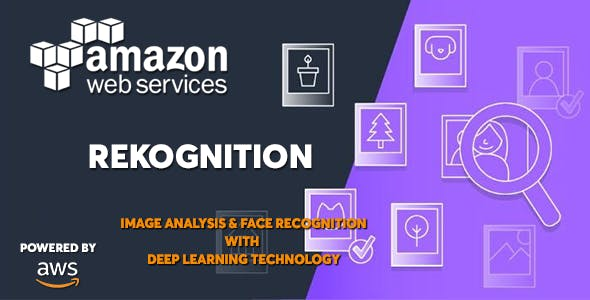 AWS Amazon Rekognition - Deep Learning Face and Image Recognition Service