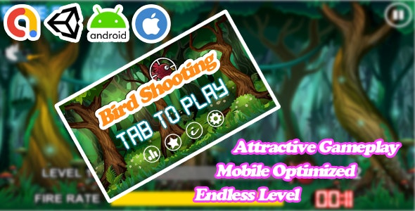 Sky Battle - Action Unity Game Template - Admob + FB Ads - Ready To Publish - 2