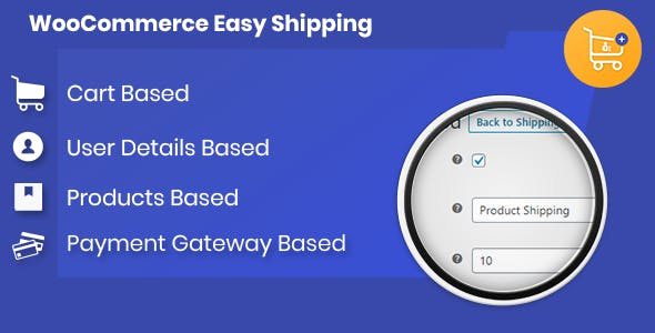 Advanced Easy Shipping For WooCommerce